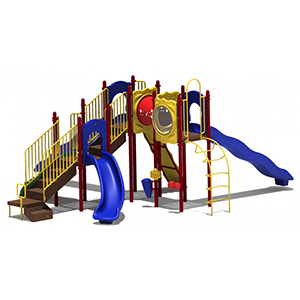Boulder Point PlayGround Equipment