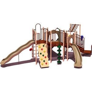 Slide Mountain Playground - Imagine That Play Systems