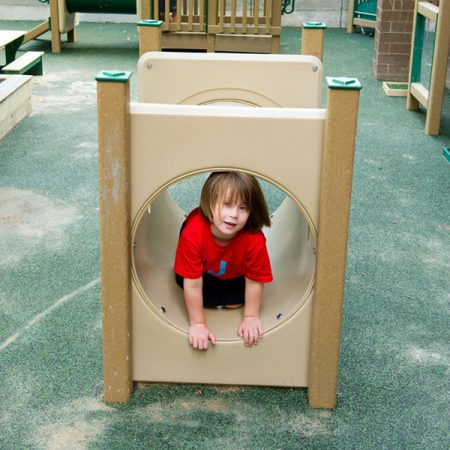 freestanding tunnel